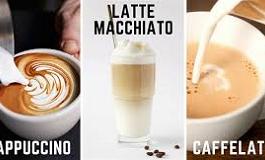 come un cappuccino si differenzia da un latte macchiato