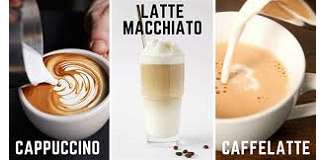come un cappuccino si differenzia da un latte macchiato