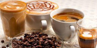 Dessert a caffè molto freddo